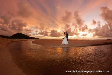 pre-wedding photography at phuket