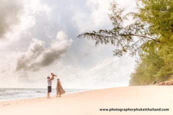 family photography at Renaissance Phuket Resort & Spa