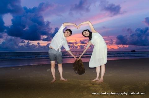 couple photography at phuket