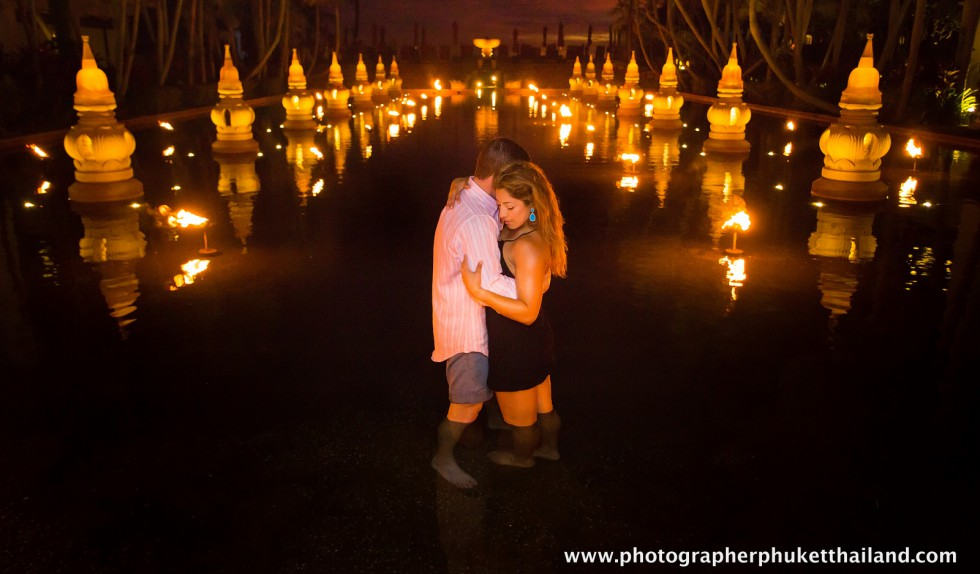 couple photography  at Jw marriott ,phuket