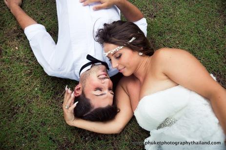 couple at indigo pearl,phuket