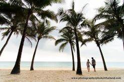 couple at , surin beach,phuket , Thailand