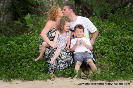 Family photography at Centara Grand phuket