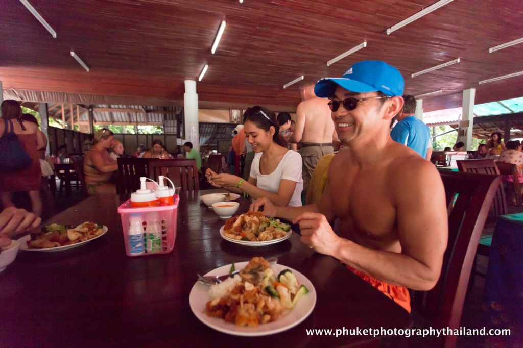 food at similan