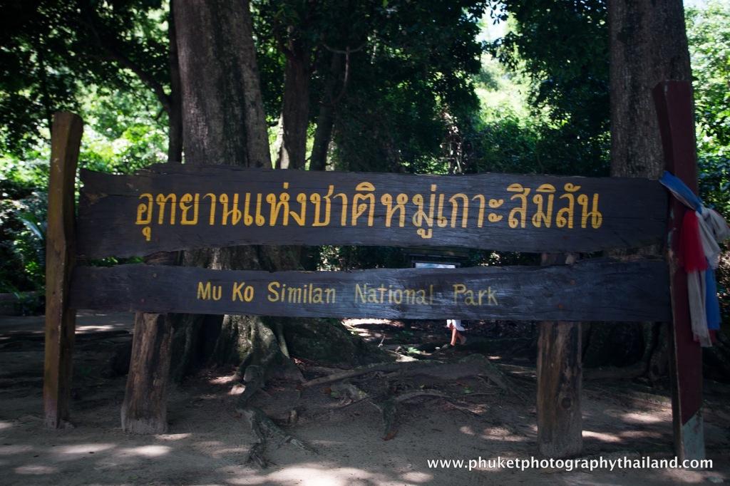 Mu ko Similan national marine park -022