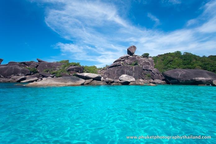 similan national marine park