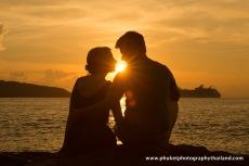 couple at kalim beach , phuket , thailand-039