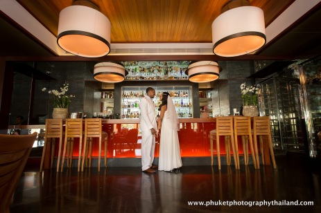 wedding photography at Andara Phuket