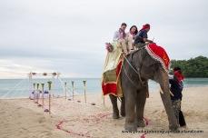 wedding photography at kamala beach , phuket