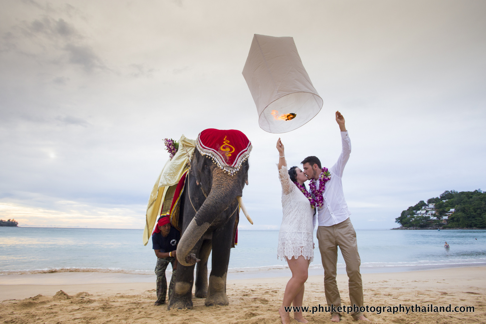 wedding photography at phuket thailand