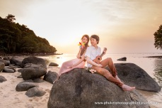 couple at Kalima , patong beach , phuket-072