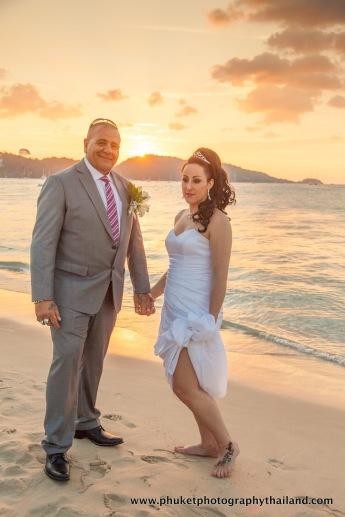Deno & Megan wedding at patong beach , phuket-071