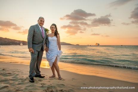 Deno & Megan wedding at patong beach , phuket-074