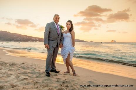 Deno & Megan wedding at patong beach , phuket-075