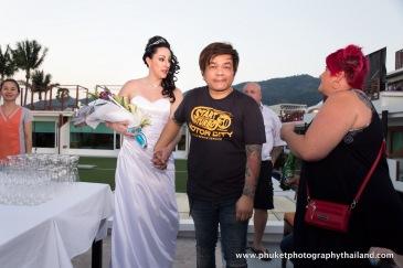Deno & Megan wedding at patong beach , phuket-088