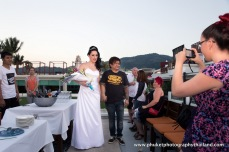 Deno & Megan wedding at patong beach , phuket-089
