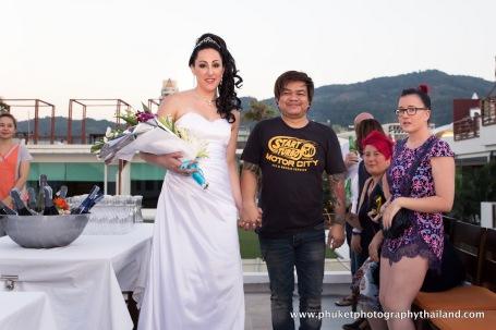 Deno & Megan wedding at patong beach , phuket-091