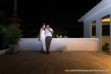 Deno & Megan wedding at patong beach , phuket-098