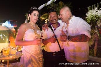 Deno & Megan wedding at patong beach , phuket-099