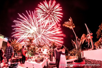 engagement , wedding photoshoot at la flora , patong beach , phuket