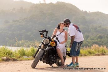 Deno & Megan wedding at patong beach , phuket-173