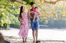 family photography at Westin phuket