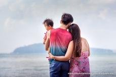 family photography at THE WESTIN SIRAY BAY RESORT & SPA, PHUKET