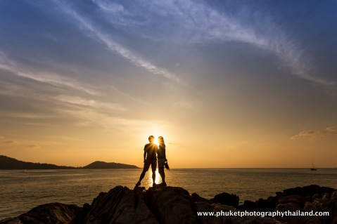 couples photoshoot at phuket thailand