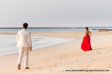 pre wedding photography at phuket
