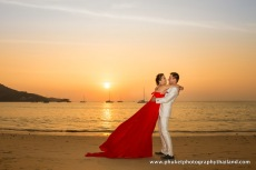 pre wedding photography at phuket