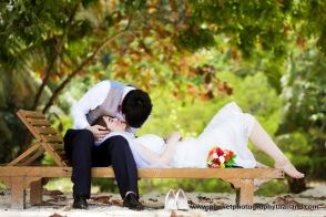 pre wedding photography at Racha island , phuket , thailand
