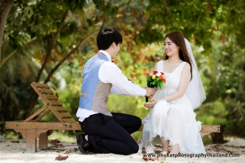 pre wedding photography at Racha island , phuket , thailand