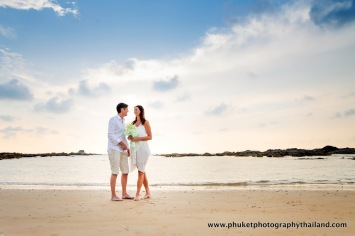 engagement , wedding photoshoot at khaolak , phang nga , thailand