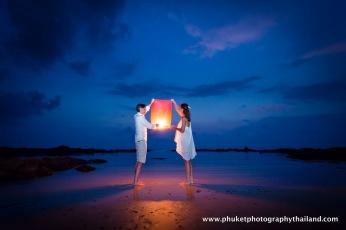 engagement , wedding photoshoot at khaolak , phang nga , thailand