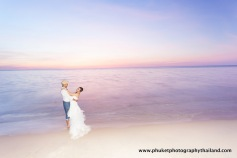 pre-wedding photography at phuket , thailand