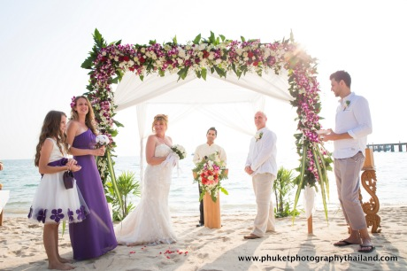 wedding photography at santhiya , ko yao yai , phang nga , thailand