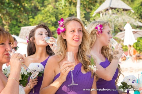 wedding photography at santhiya , ko yao yai , phang nga , thailand