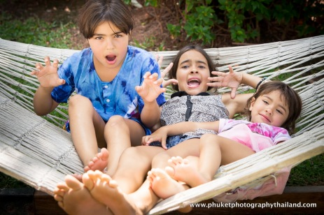 family photoshoot at centara resort karon,phuket