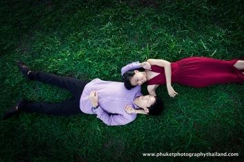 honeymoon photoshoot at naiyang phuket