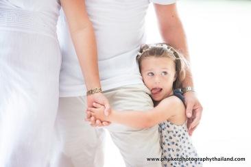 family photoshoot at Railay , krabi