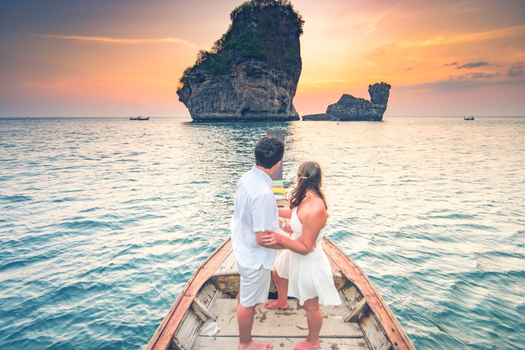 Honeymoon photography at Phi Phi-093