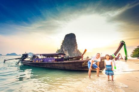 krabi family photoshoot