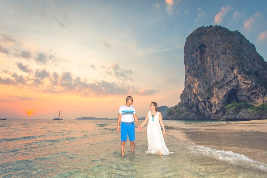 krabi family photoshoot