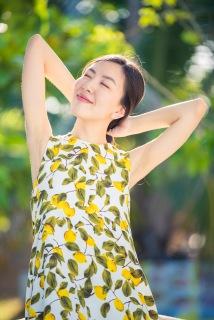 Honeymoon photo session at Lamka phuket thailand