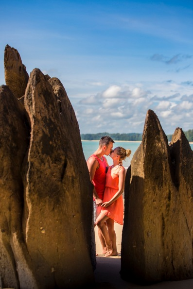 post wedding photo session at khao lak Phang nga Thailand-013