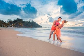 post wedding photo session at khao lak Phang nga Thailand-070
