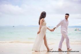 Maternity photoshoot at pranang & railey beach krabi