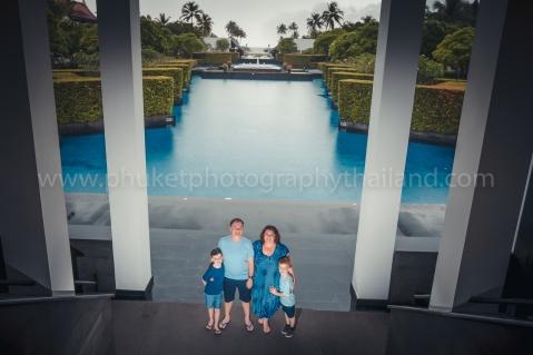 family reunion photoshoot at khao lak1