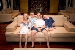 family reunion photoshoot at khao lak Phang nga Thailand