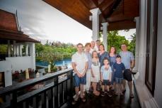 family reunion photoshoot at khao lak20